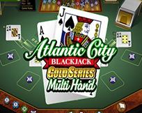 Atlantic City Blackjack Gold (MH)