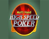 Multi Hand - High Speed Poker